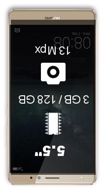 Huawei Mate S 128GB UL00 CN smartphone