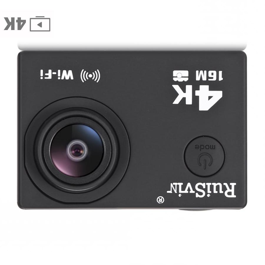 RUISVIN V3R action camera