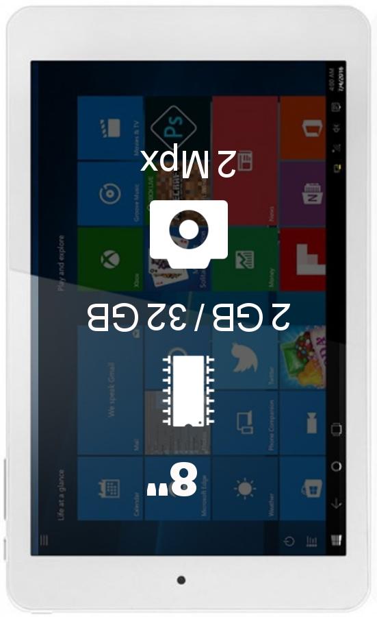Cube iWork 8 Air Pro tablet