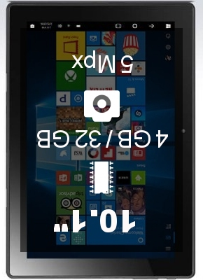Lenovo Miix 310 4GB-32GB tablet