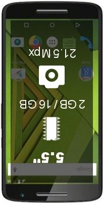 Motorola Moto X Play Dual SIM smartphone