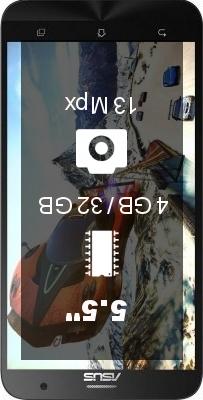 ASUS ZenFone 2 ZE550ML CN/IN 4GB 32GB 1,8Ghz Deluxe smartphone