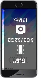 MEIZU M3 Note 3GB 32GB smartphone