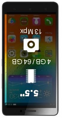 Lenovo K8 K80m 4GB 64GB smartphone