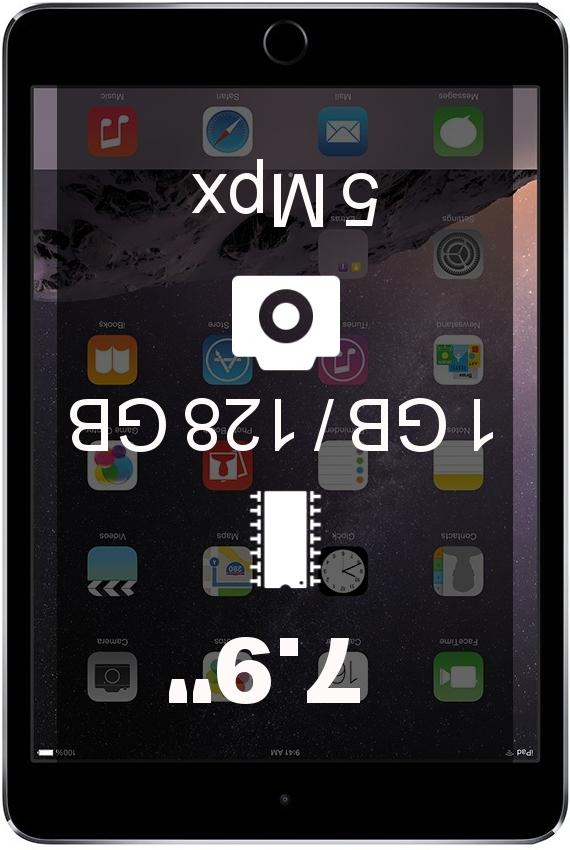 Apple iPad mini 3 128GB WiFi tablet