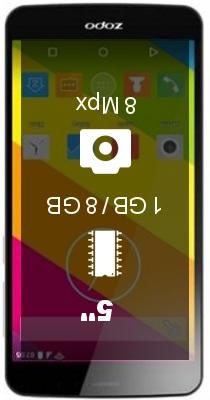 Zopo Color S5 smartphone