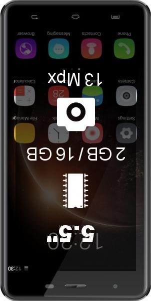 Gretel A6 smartphone
