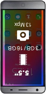 Elephone P7000 smartphone