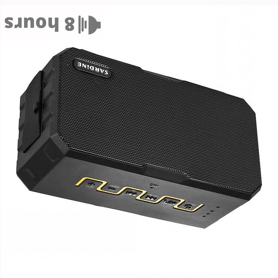 Sardine F5 portable speaker