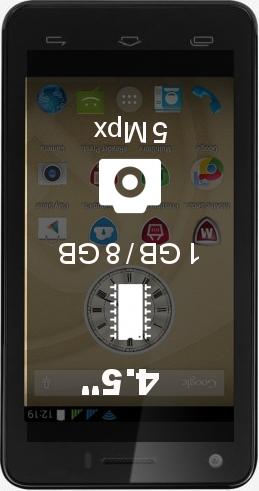 Prestigio MultiPhone 5454 DUO smartphone