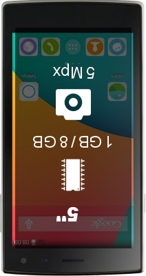 INew V1 smartphone
