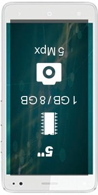 Intex Aqua Pride smartphone