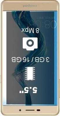 Coolpad TipTop 3 smartphone