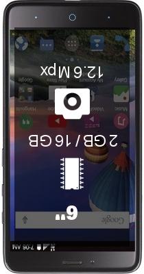 ZTE Max Duo LTE smartphone