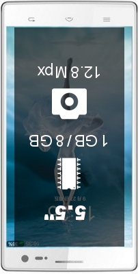 Voto X6 1GB 8GB smartphone