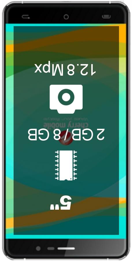 Cherry Mobile Flare S4 smartphone