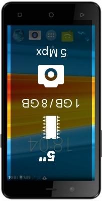 DEXP Ixion ES450 Astra smartphone