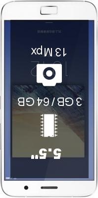 Zuk Z164GB smartphone