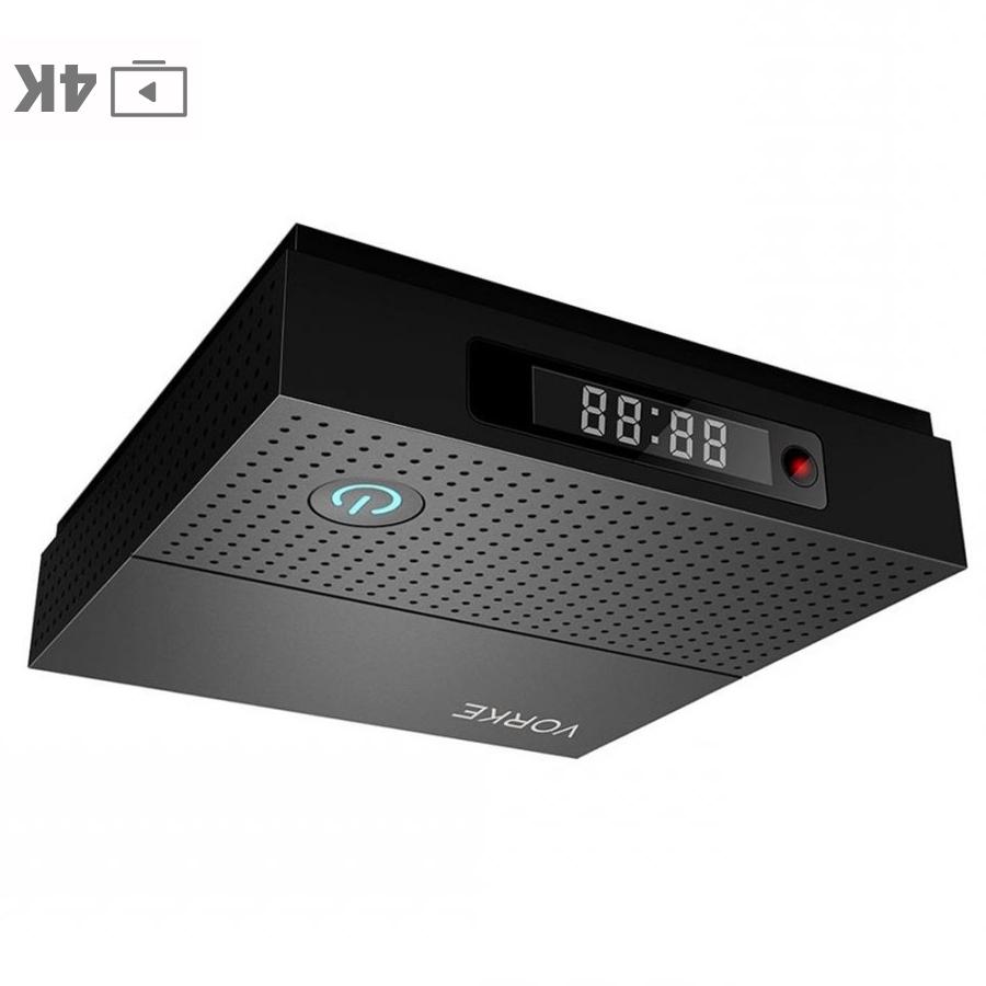 VORKE Z6 3GB 32GB TV box