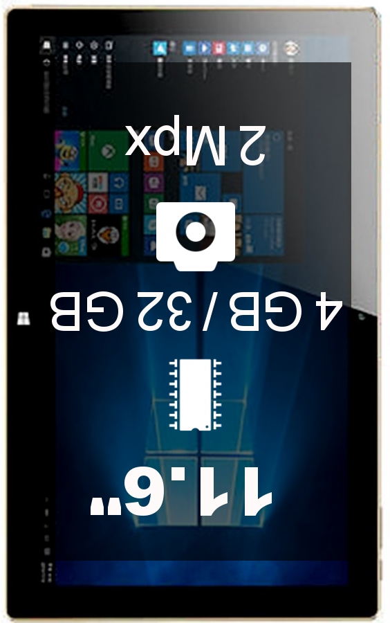 Onda OBook 11 Plus Plus 4GB-32GB tablet