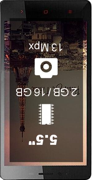 Xiaomi Redmi Note 2 2GB 16GB smartphone