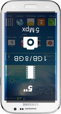 Samsung Galaxy Grand Neo 8GB (dual sim) smartphone