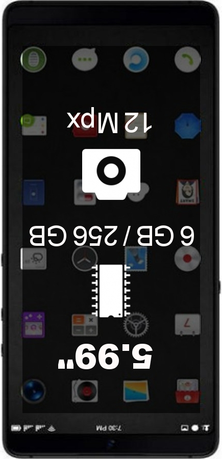 Smartisan Nut Pro 2 6GB 256GB smartphone