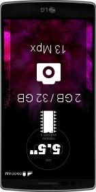 LG G Flex 2 H955 2GB 32GB smartphone