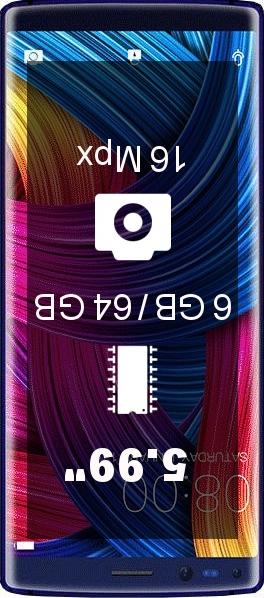 DOOGEE Mix 2 6GB 64GB smartphone