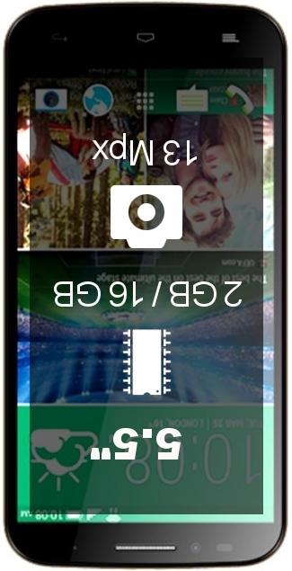 TCL M2L smartphone