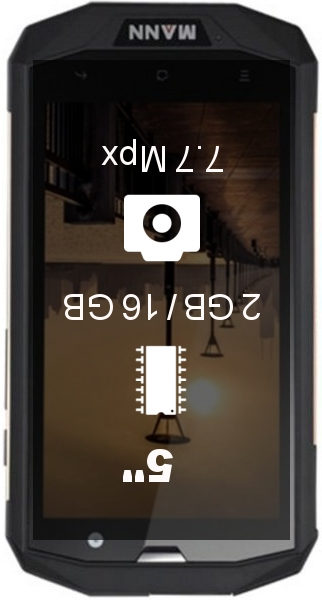 Mann Zug 5S 2GB 16GB smartphone