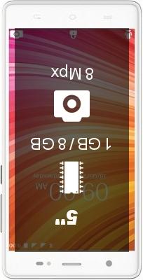 Lava P7 Plus smartphone