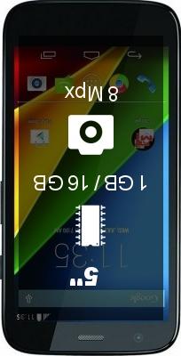 Motorola Moto G 2014 1GB 16GB LTE smartphone