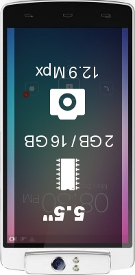 INew V8 Plus smartphone