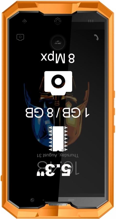 Ulefone S8 1GB 8GB smartphone