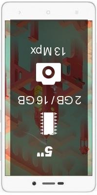Xiaomi Redmi 4 Dual SIM smartphone
