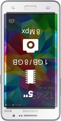 Samsung Galaxy Grand Prime Duos smartphone