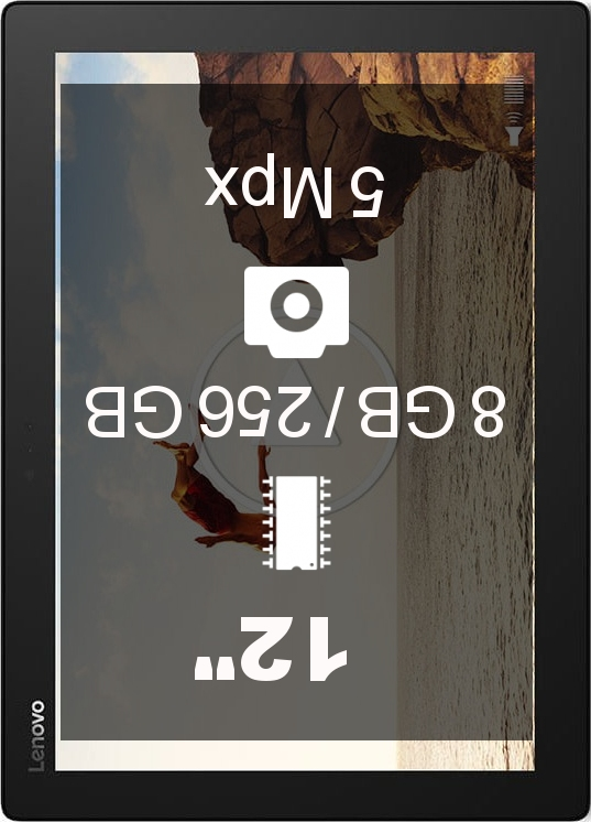 Lenovo Miix 710 i5 8GB 256GB tablet