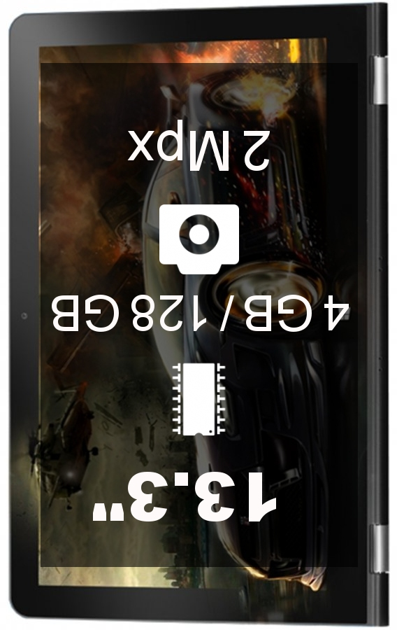 VOYO VBook V3 Wifi 4GB 128GB M3 tablet