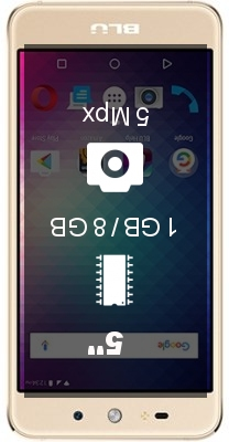 BLU Grand Energy smartphone