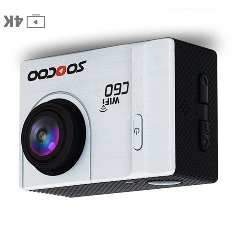 SOOCOO C60 action camera
