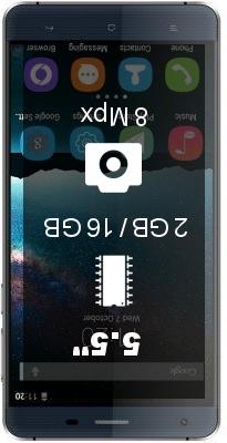 OUKITEL K6000 smartphone