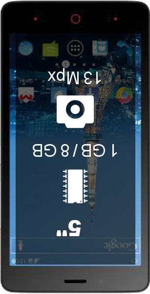 ZTE Blade V220 smartphone