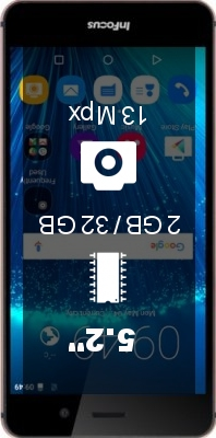 InFocus i808 smartphone