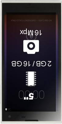 INew V7 smartphone