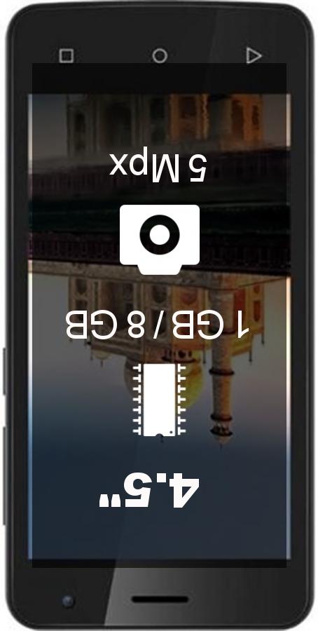IVooMi Me 4 smartphone