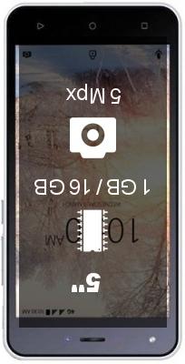 Karbonn Aura Power 4G Plus smartphone