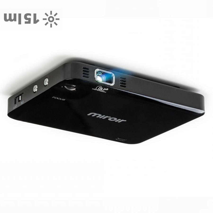 Miroir M40 portable projector