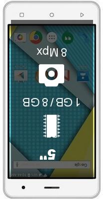 Plum Compass smartphone