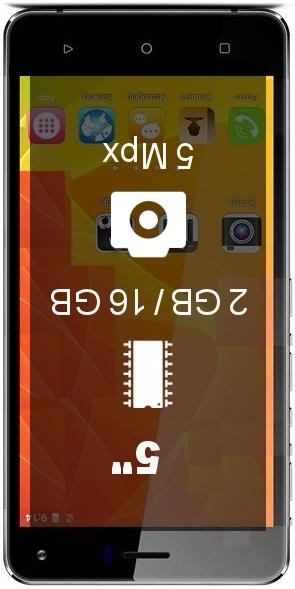 Laude M8 2GB 16GB smartphone